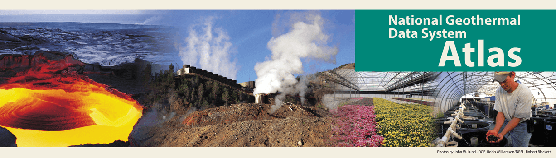 National Geothermal Data System (NGDS) Atlas
